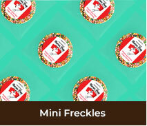Personalised Nurses Day Mini Freckles