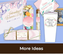 More International Womens Day Gift Ideas