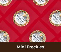 Personalised Christmas Mini Freckles