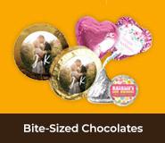 Bite-Sized Chocolates