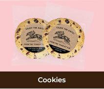 Personalised Spring Racing Carnival Cookies