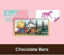 Spring Racing Carnival Chocolate Bars