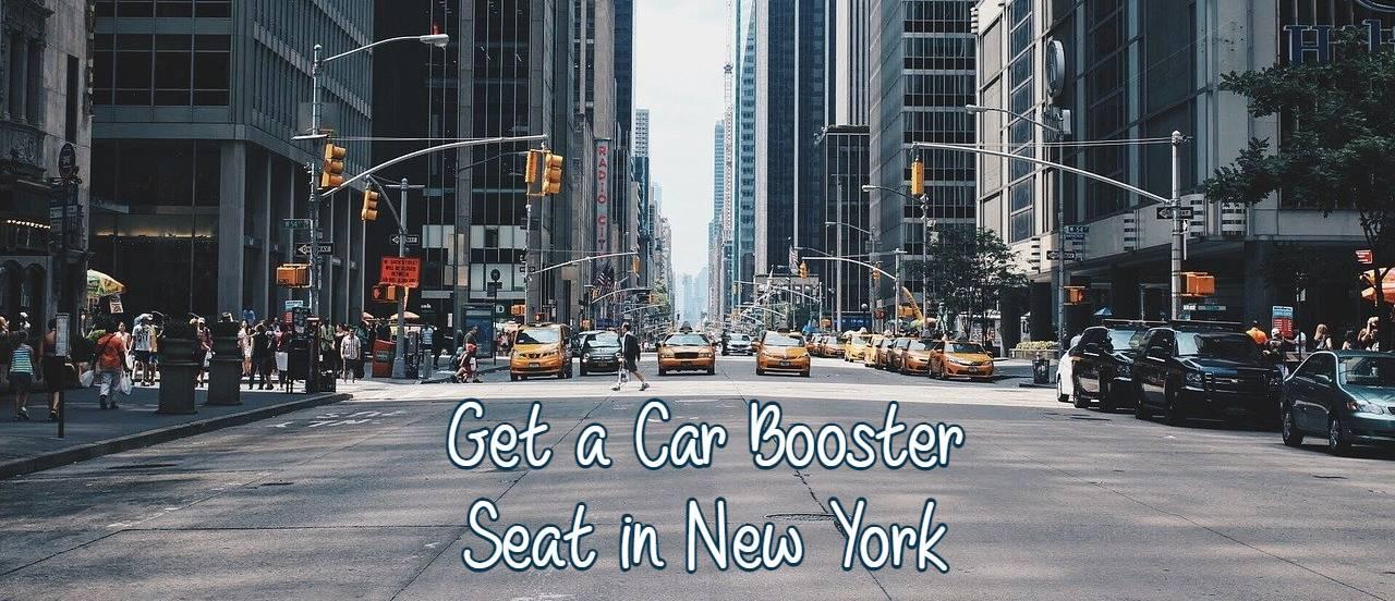 New York Travel Seat For Children