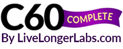 Live Longer Labs / C60Complete Offerings