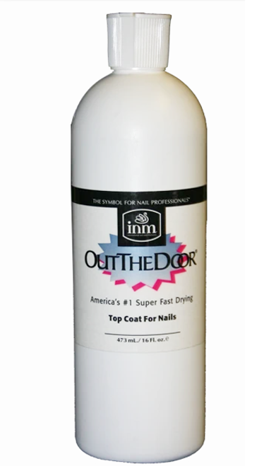 OUT THE DOOR FAST DRY TOP COAT