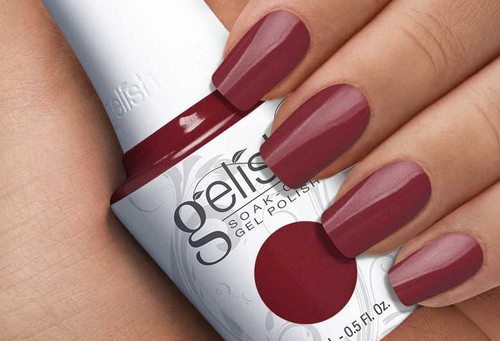 A TALE OF TWO NAILS GELISH GEL POLISH