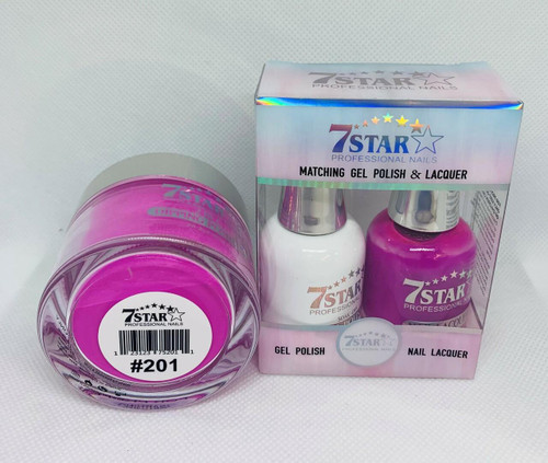 7 STARS 7 STARS #201