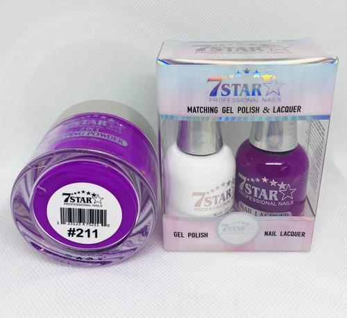 7 STARS #211