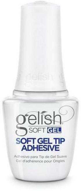 GELISH Soft Gel Tip Adhesive 0.5 oz