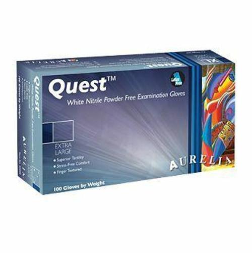Aurelia Quest Nitrile Glove 1 box Size X-Small