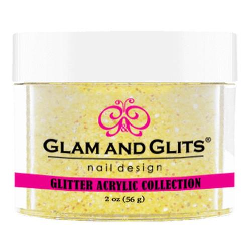 GLAM AND GLITS Glitter Acrylic 12