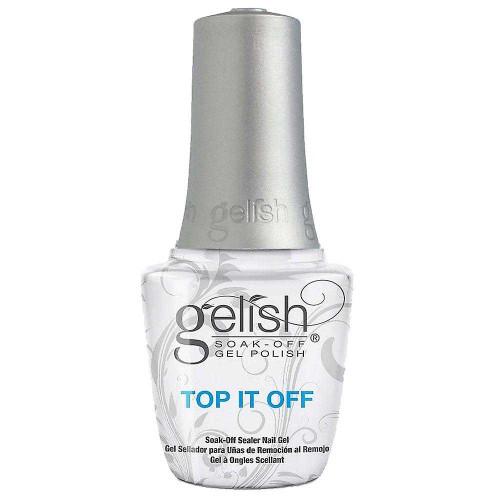 """GEL"" Top coat (Buy in bulk and save) GELISH GEL POLISH"