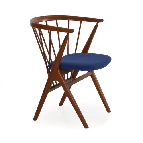 Spindle Back Arm Chair by Helge Sibast for Sibast Møbler