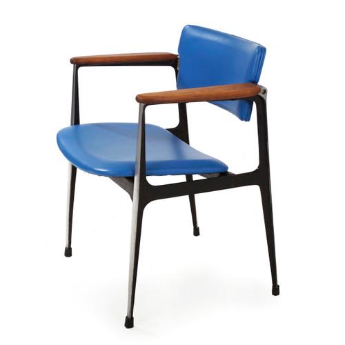 Dan Johnson for Shelby Williams Cast Aluminum Chair