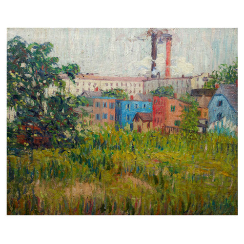 """""""A View of Factories"""" 