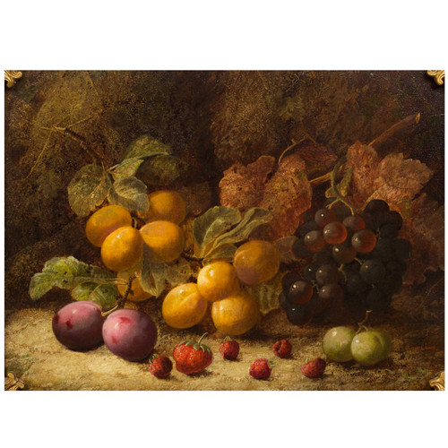 """""""Still-Life with Fruit"""" 