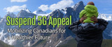 Suspend 5G Appeal