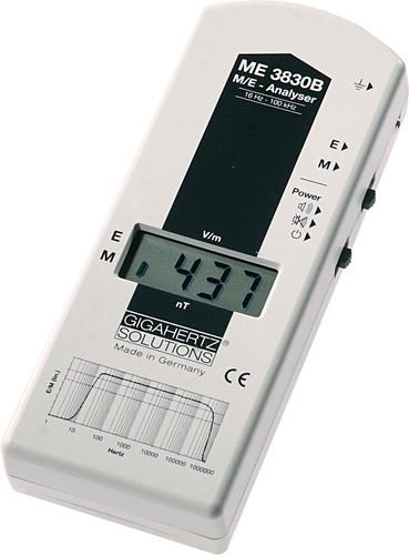 Gigahertz Solutions EMF Meter ME3830B