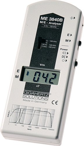 Gigahertz Solutions ME3840B EMF Meter