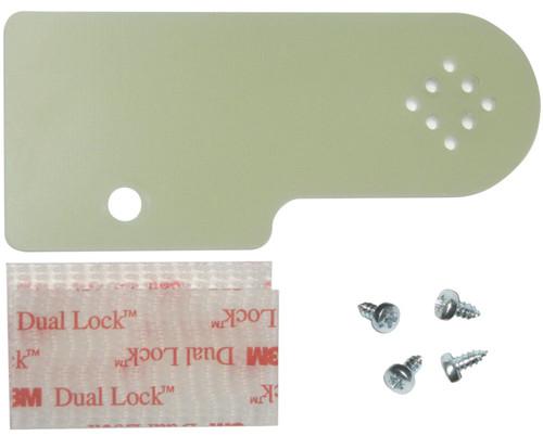 Gigahertz Solutions ME Series EMF Meter Potential Free Mounting Bracket Components