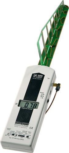 Gigahertz Solutions HF32D RF Meter, Gigahertz Solutions HF32D RF Detector