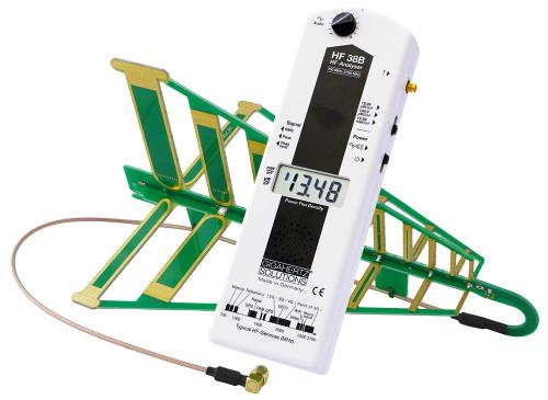 Gigahertz Solutions HF38B RF Meter