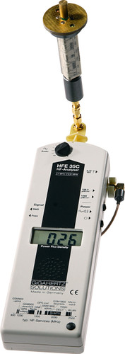 Gigahertz Solutions HFE35C RF Meter Kit With UBB27 Omni-Directional Antenna