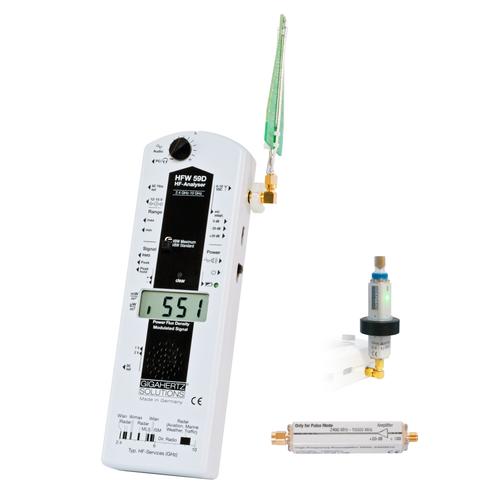 Gigahertz Solutions HFW59D Plus RF Meter Kit