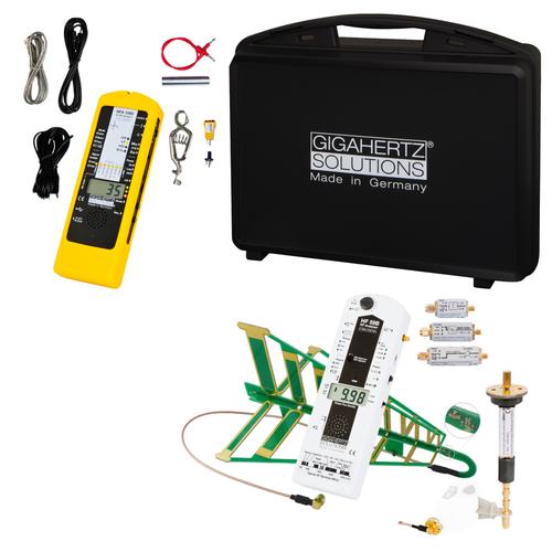 Gigahertz Solutions Professional 3D Electrosmog Test Kit