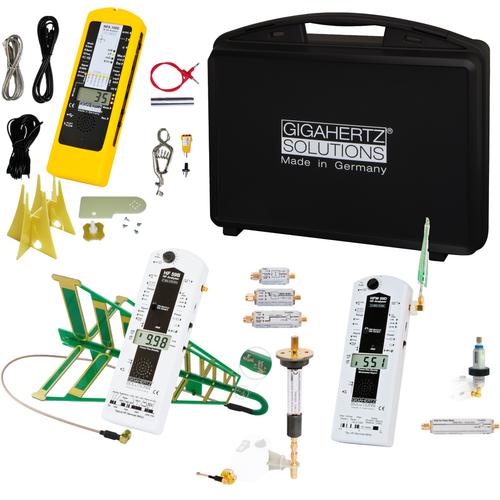 Gigahertz Solutions MK70-3D Plus 1.0 Electrosmog Test Kit