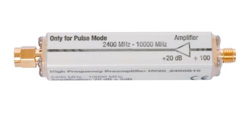 Gigahertz Solutions HV20_2400G10 Pre-Amplifier - For HFW35C, HFW59D