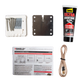 Yshield GE Exterior Grounding Kit Components