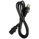 Shielded Power Cord