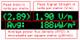 EMFields Solutions Acoustimeter AM-11 Display