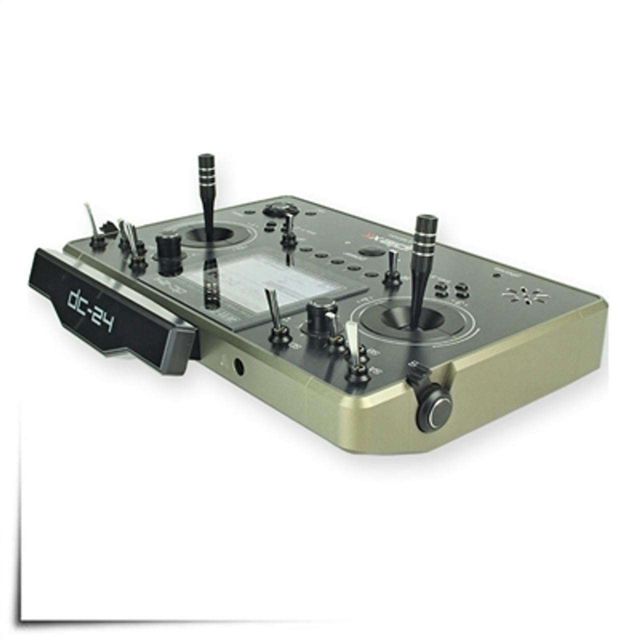 Jeti Duplex DC-24 2 4GHz/900MHz w/Telemetry Transmitter Only Radio
