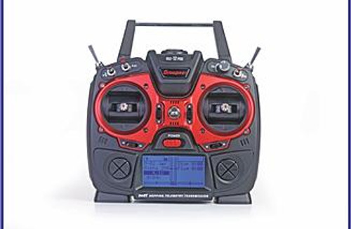 INCLUDES   mz-12 PRO 12 channel radio (red) Falcon 12 Receiver and Flight Controller 1500 mAh LiPo battery 5.55 Wh Micro USB cable Quick start manual part 1