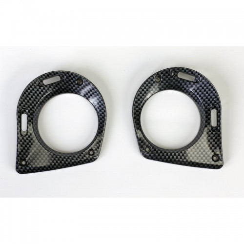 mz-32 Face Plate - Carbon