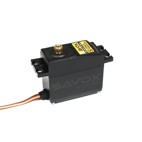 SC0253MG - Standard Digital Servo 0.15/83.3 @ 6V