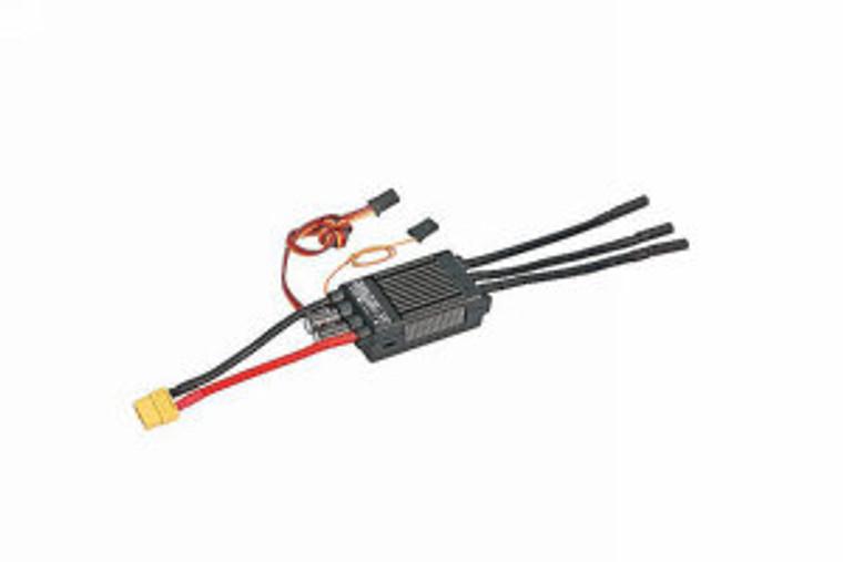 Graupner Brushless Control + T80 HV Telemetry ESC