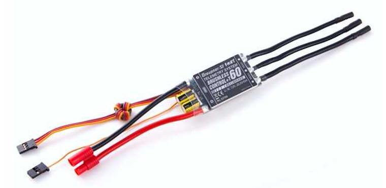Graupner Brushless Control + T60 G3.5 OPTO