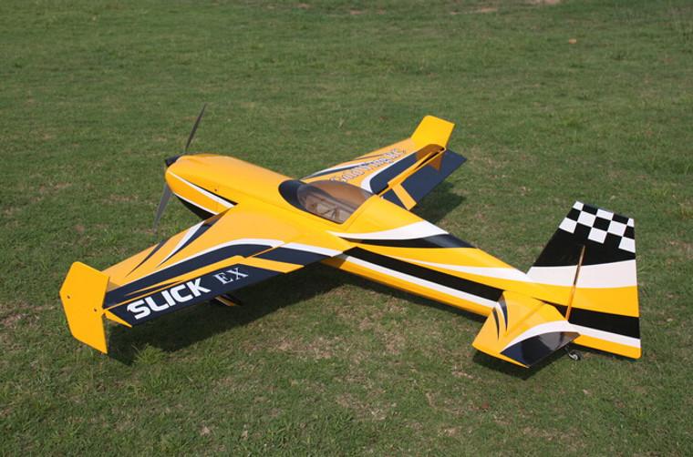 "GoldWing 74"" Slick 540 120E"
