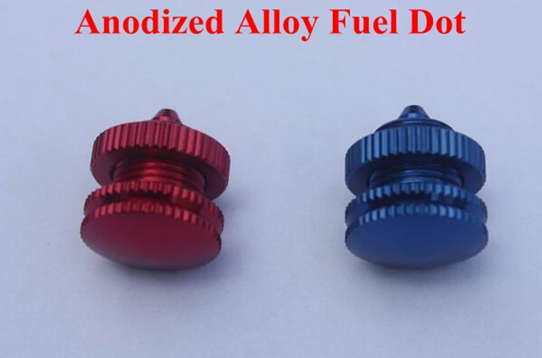 Anodized Alloy  Fuel Dot