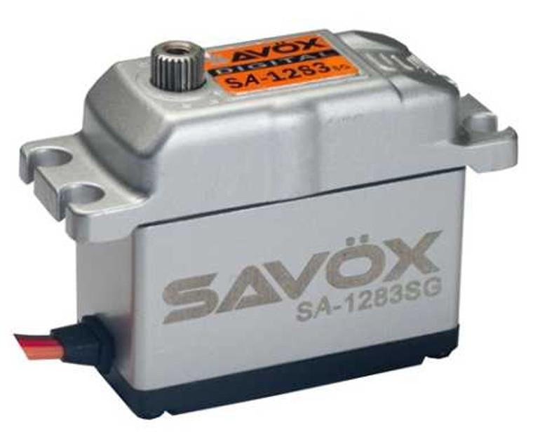 Savox SA-1283SG Super Torque Steel Gear Digital Servo- 0.13 / 416.6