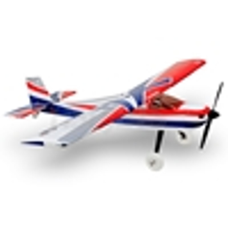 "Aeroplus 59"" Trainer Ti (White/Red/Blue)"