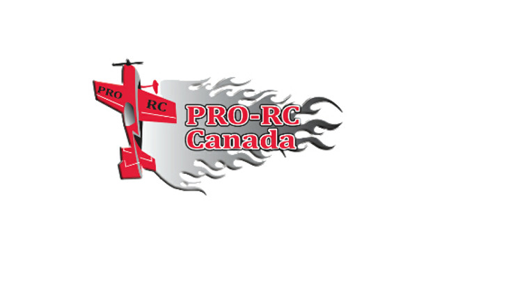 Pro RC Decal- RED-20x10 RIGHT