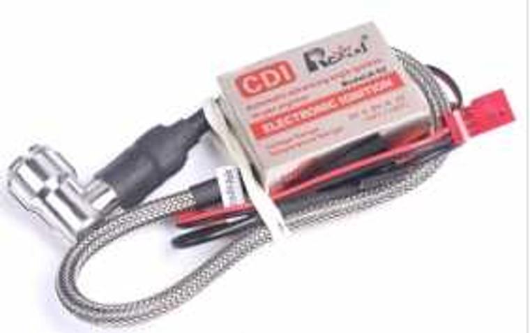 Rcexl Single Ignition for NGK-CM-6-10mm 90 degree (A-02 4.8V~8)