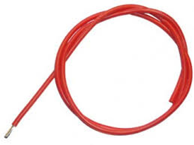 Graupner Silicon Wire 14AWG 1M- Red