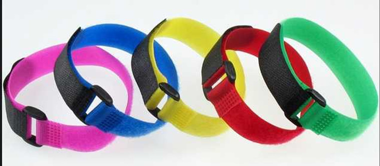 Velcro Battery and Ignition Strap- 20cm