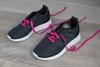 Fuchsia Sneaker Fashion Laces