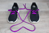 Violet Sneaker Fashion Laces